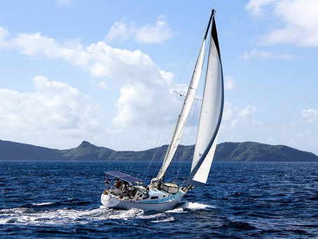 Sailing is Liberating and Exhilarating