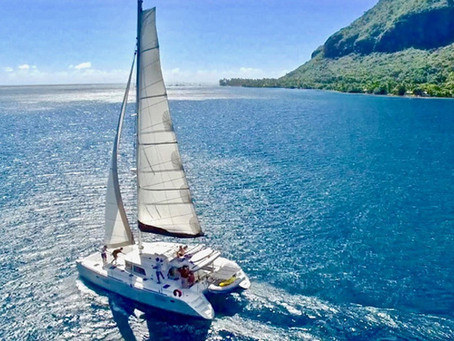 Come on a sailing holiday....