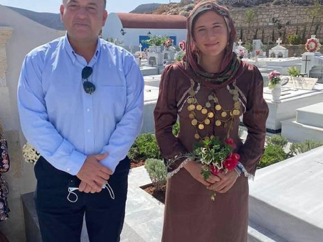 Tην Κάσο και την Κάρπαθο επισκέφτηκε ο Βουλευτής Δωδεκανήσου ΝΔ Ιωάννης Παππάς