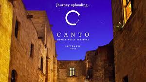 Canto Human Voice Festival: Ο νέος, διεθνής μουσικός θεσμός της Ρόδου, γίνεται πραγματικότητα.
