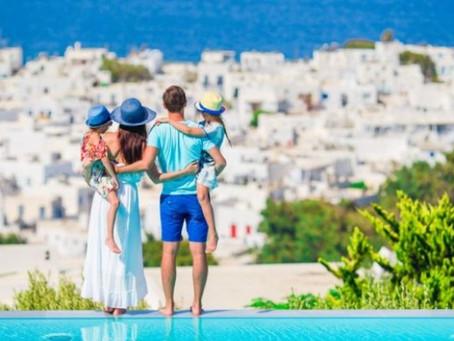 Στις κορυφαίες επιλογές για διακοπές η Ελλάδα το 2021