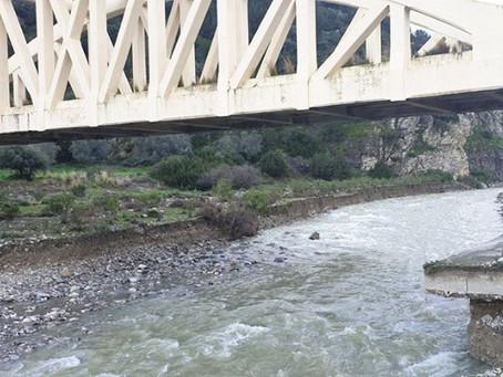 Κλείνει ως επικίνδυνη η παλιά γέφυρα του Γαδουρά