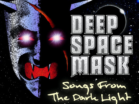"DEEP SPACE MASK Reveals His Love for Riffs with ""Songs from the Dark Light"""