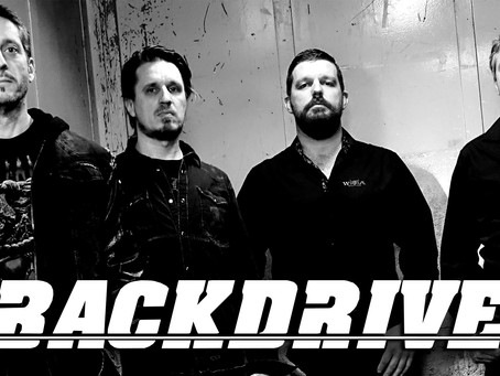 """BACKDRIVE: """"I Can't Breathe"""" Video Premiere on Metal Hammer Italy"""