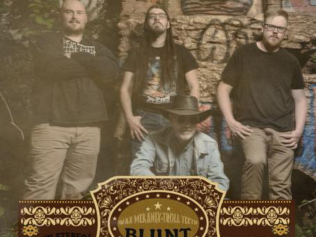 "WAX MEKANIX / TROLL TEETH Unveil Details for New Split-EP ""Blunt"" with Electric Talon Records"