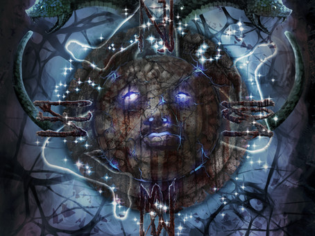 "NONE Reveals Details for New Album ""Interdimensional War Poetry"""