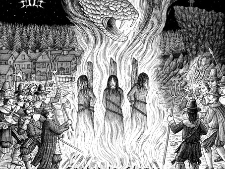 """FUNERAL PILE Announces Debut Album """"Evoked In Flames""""; """"Klondike (The White Silence)"""" Video Online"""