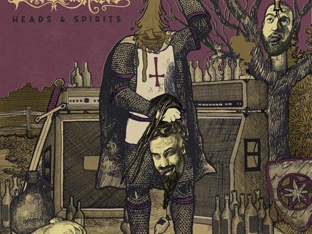 "LORD DRUNKALOT's Brand New Lyric Video Evokes the ""Sun Demons"", Video Premiere on 666Mr.Doom"