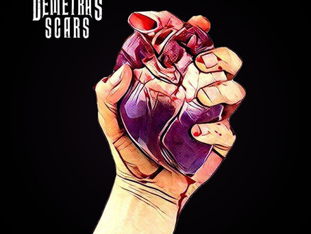 """DEMETRA'S SCARS Unleashes the Video for """"Myself Screaming"""" Against the Inner Malaise; Debut EP Out!"""