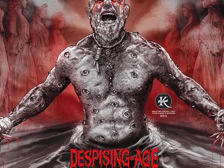 "DESPISING AGE's New Lyric Video for ""Deterioration"" Unleashed; New Album Belligerent Out June 5"