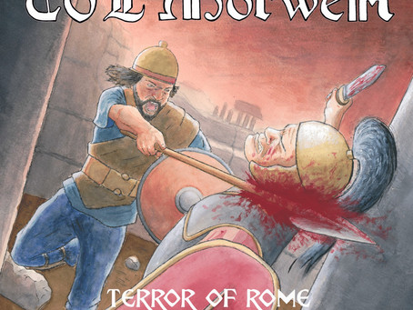 """TOL MORWEN Unleashes the Hannibal Fury with the Single """"Terror Of Rome"""""""