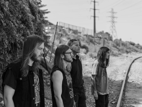 """ASHES FOR THE MUTE: Watch the new Video for """"Celestial Revelations"""" Title-Track"""