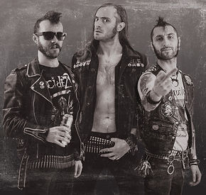 Overcharge | Italy/ Metalpunk