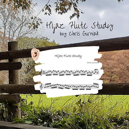 Hijaz Flute Study {PDF}