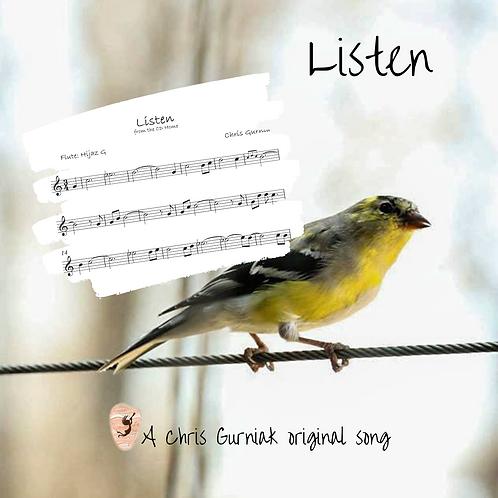 Listen {PDF}