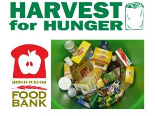 Harvest For Hunger Food Drive