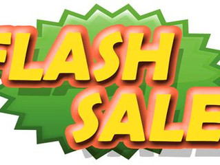 WEIGHT LOSS FLASH SALE!