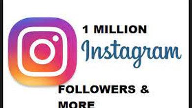 500k Instagram Followers