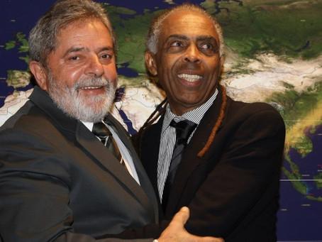 Lula e Gil: a descoberta de um Brasil profundo