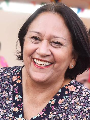Fátima Bezerra, governadora do RN