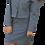 Thumbnail: Jupe et veste en toile de lin