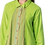 Thumbnail: Chemise ample à col plat pli au dos