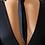 Thumbnail: Robe maille, décolleté noué dos