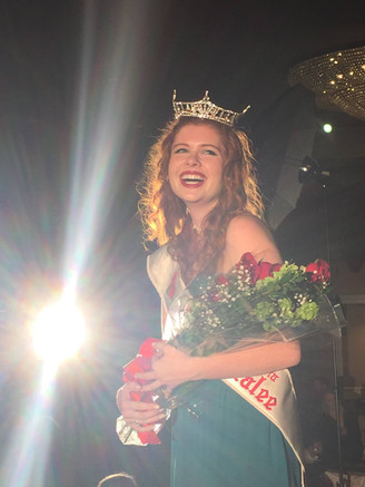 2015 Southern California Rose of Tralee - Lauren Waller