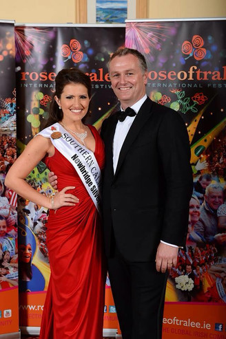 2013 Southern California Rose of Tralee - Rose Laura Walsh