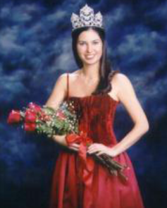 1998 Southern California Rose of Tralee - Allison McGuire Young