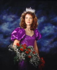 1991 Southern California Rose of Tralee - Mary Pat Kelleher