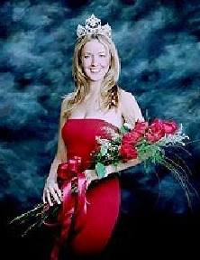 2001 Southern California Rose of Tralee - Cameo McMillan