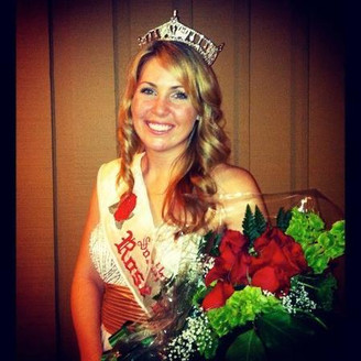 2012 Southern California Rose of Tralee - Erin Kelley