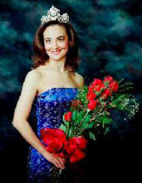 2002 Southern California Rose of Tralee - Anneliese Schumacher