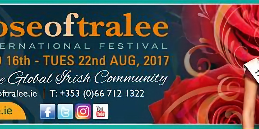 Rose of Tralee 2017 Festival