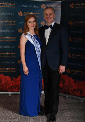2017 Southern California Rose of Tralee - Claire McManamon