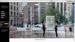 DxB2013 Website Homepage