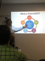 "'What is Patentable?"" by John Cabeca (USPTO)"