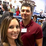 Salvador & Stephanie @ MedTech