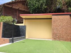 The patio - Valentino