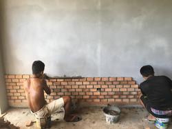 28th May - Brick Wall3