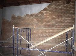 29May - Intricate brick wall