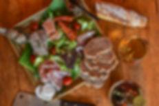 Alcove Bungalows & Bistro | Charcuteries
