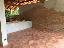 Valentino_2nd floor brick work