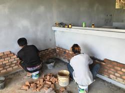 28th May - Brick wall