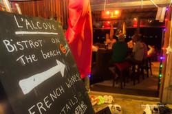 Alcove Restaurant Koh Phangan