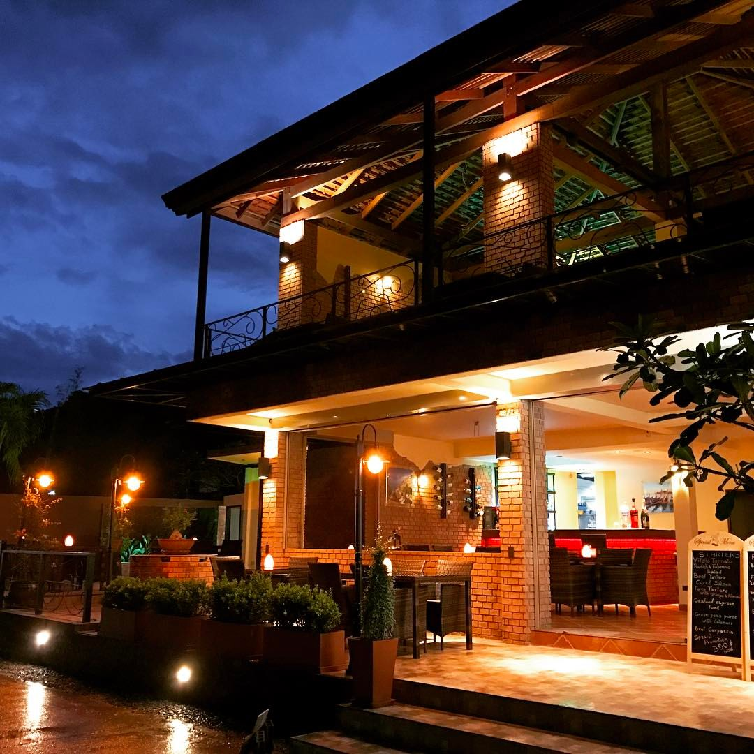 Valentino Restaurant Koh Phangan