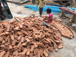 25May - A pile of bricks!