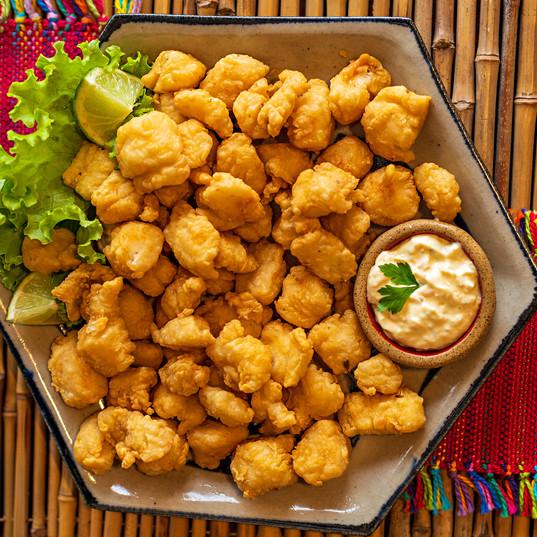 Peixinho frito