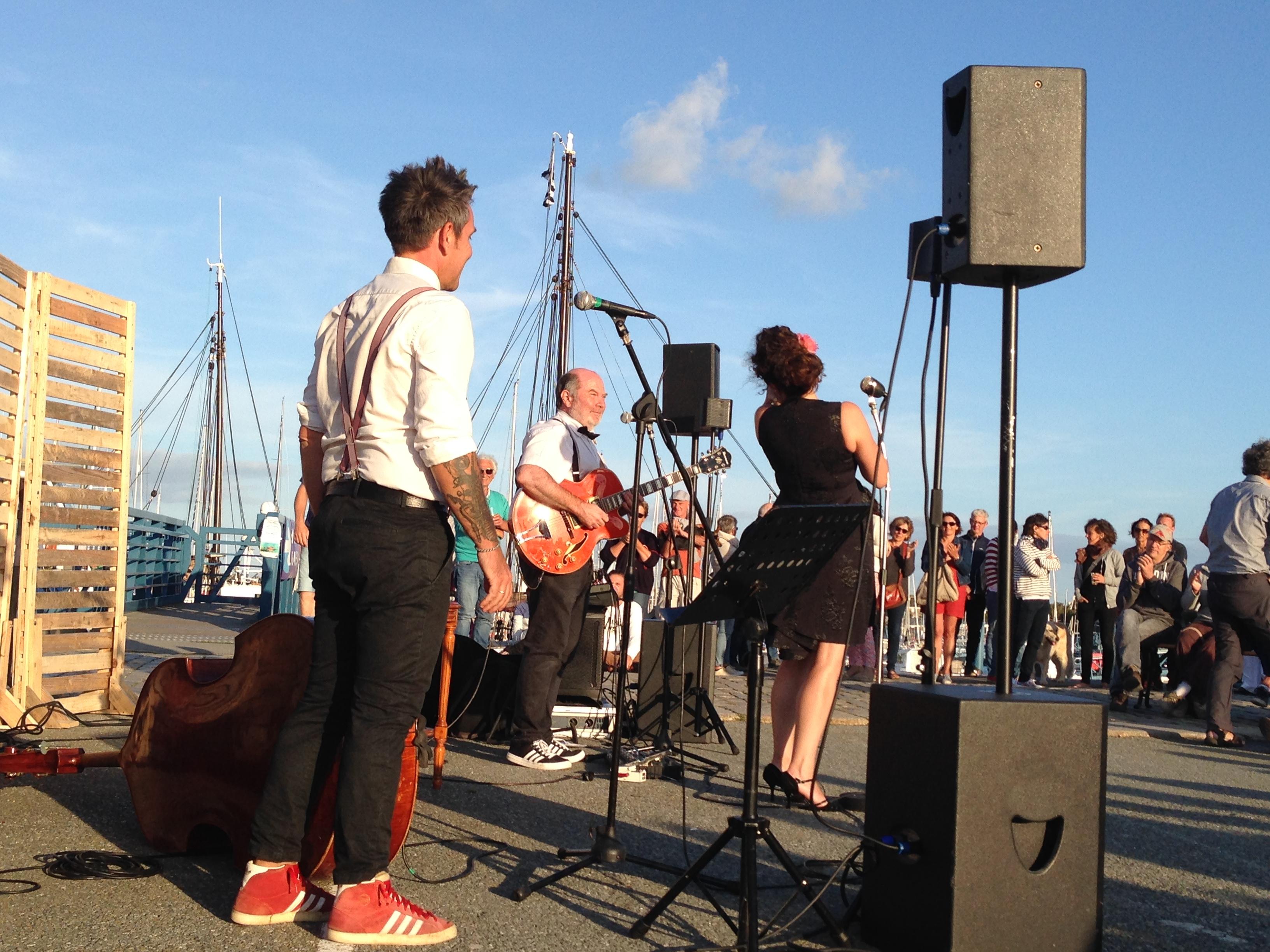 Festival Du Boucan sur la cale, Port lou